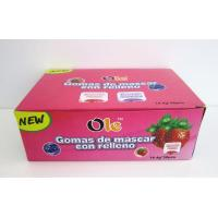 Buy cheap 4 in 1 Mint Chewing Gum 14.4g*30pcs 2 Flavors in One Box / Children Chewing Candy from wholesalers