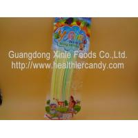 China Multi Fruit Flavor Long CC Stick Candy / Sweets Lowest Calorie Candy Bar wholesale