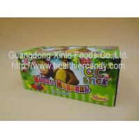 China Personalized CC Stick Candy Red Color Healthy Hard Candy Stick For Kids wholesale
