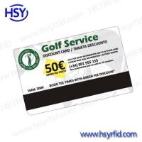 China Smart Card Smart Blank Magnetic Card wholesale