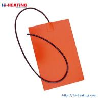 China High Strength Good Flexibility Sillicon Rubber Heaters wholesale