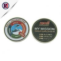 China Bell Helicopter Silver Coin Of Honor on sale
