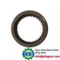 China alloy synchronizer rings custom industrial straight spur gear wholesale