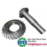 China OEM Custom Precision Helical Tooth Bevel Gear wholesale