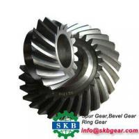 Buy cheap main hoist helical bevel gear box from wholesalers