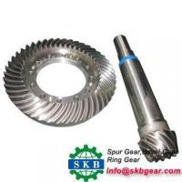 Buy cheap Strict Quality Control spiral Bevel Gear from wholesalers