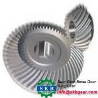 China Forge OEM Alloy Steel Spur Bevel Gear wholesale