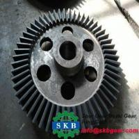 China Stainless Steel Spiral Bevel Gear wholesale