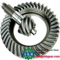 China Long life mini bevel gear screw jack for tractor on sale