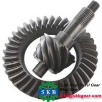China CNHTC SINOTRUK HOWO A7 Truck Parts Crown Bevel Gear wholesale