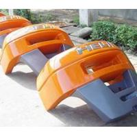 Counterweight casting Jaw crusher parts