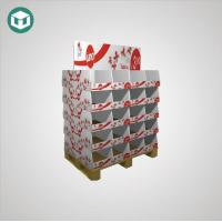 Buy cheap Pallet Design Supermarket Point Of Sale from wholesalers