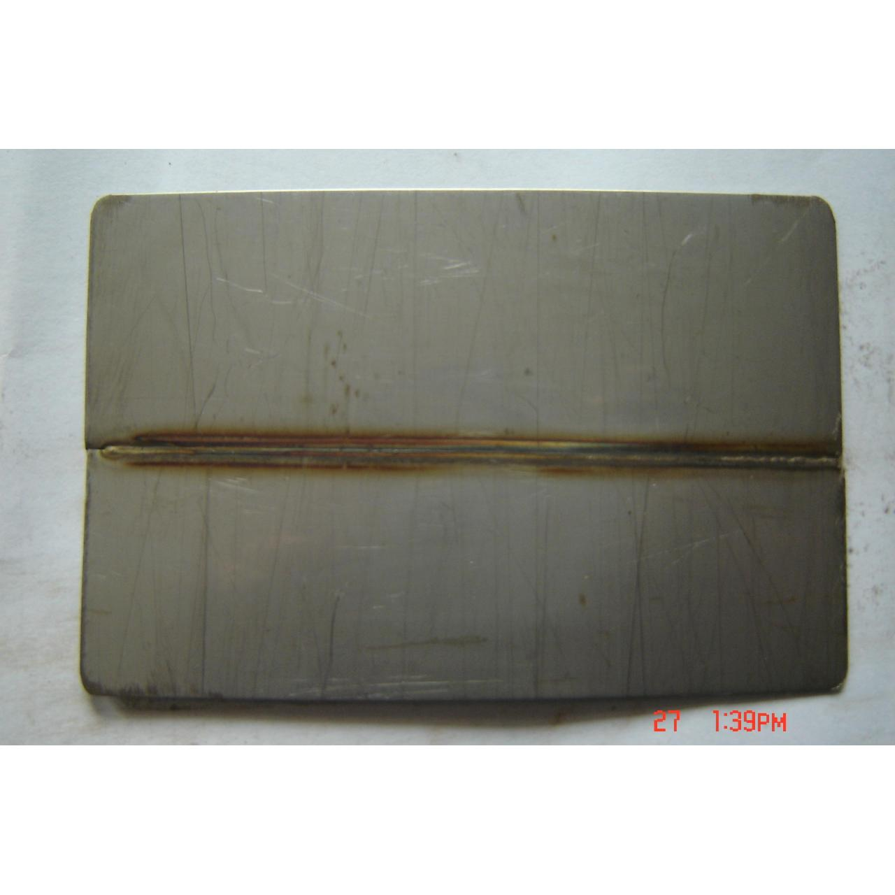 Buy cheap Metal Band Shear Welder 2.Welded Stainless Steel Band from wholesalers