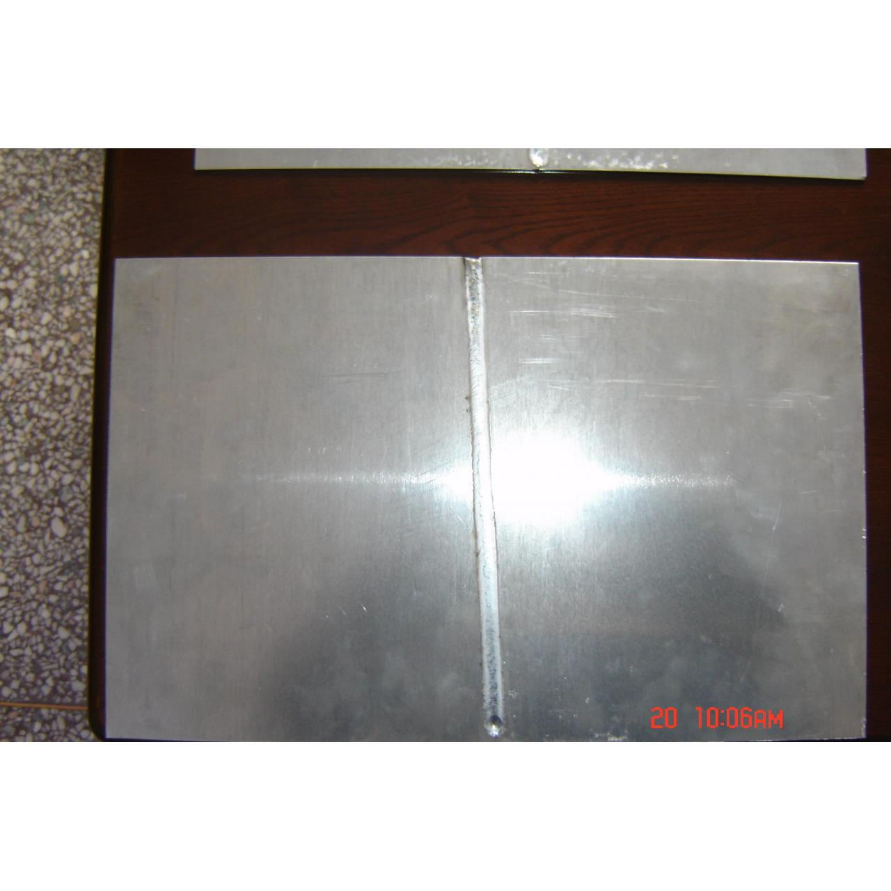 Buy cheap Metal Band Shear Welder 3. Welded Aluminum Band from wholesalers