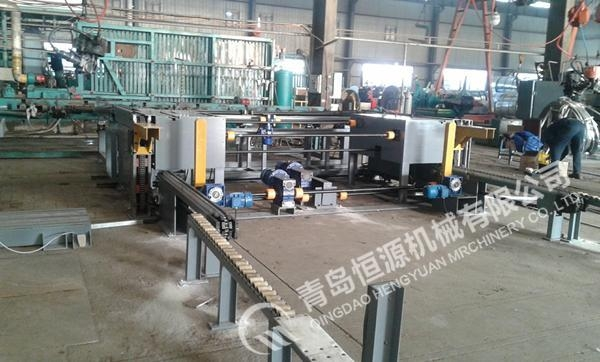 China Metal Tube Bundling Packer Square Tube Bundling Packer