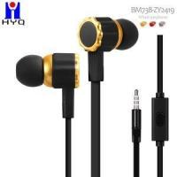 Buy cheap Wired Earphone BM738-ZY2419 from wholesalers