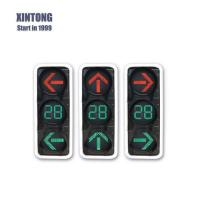 Buy cheap Aluminum LED Arrow Traffic Light from wholesalers
