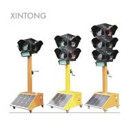 Buy cheap Portable Solar Traffic Light from wholesalers
