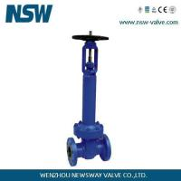 China DIN Bellows Seal Gate Valve wholesale