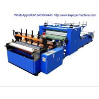 China HX-1500 Toilet Paper And Kitchen Paper Towel Machine (with Glue Lamination) on sale