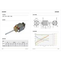 Buy cheap AC motor Application:AC motor-AC8835 from wholesalers