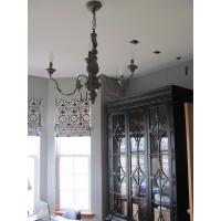Buy cheap Chandelier Design Wood Lantern Pendant Light Square Light from wholesalers