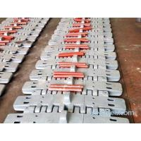 Buy cheap Manganese Caterpillar Tracks For Industrial Machineries from wholesalers
