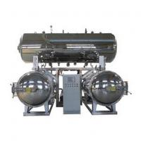 Buy cheap Double Pots Water Immersion Sterilizer Autoclave from wholesalers