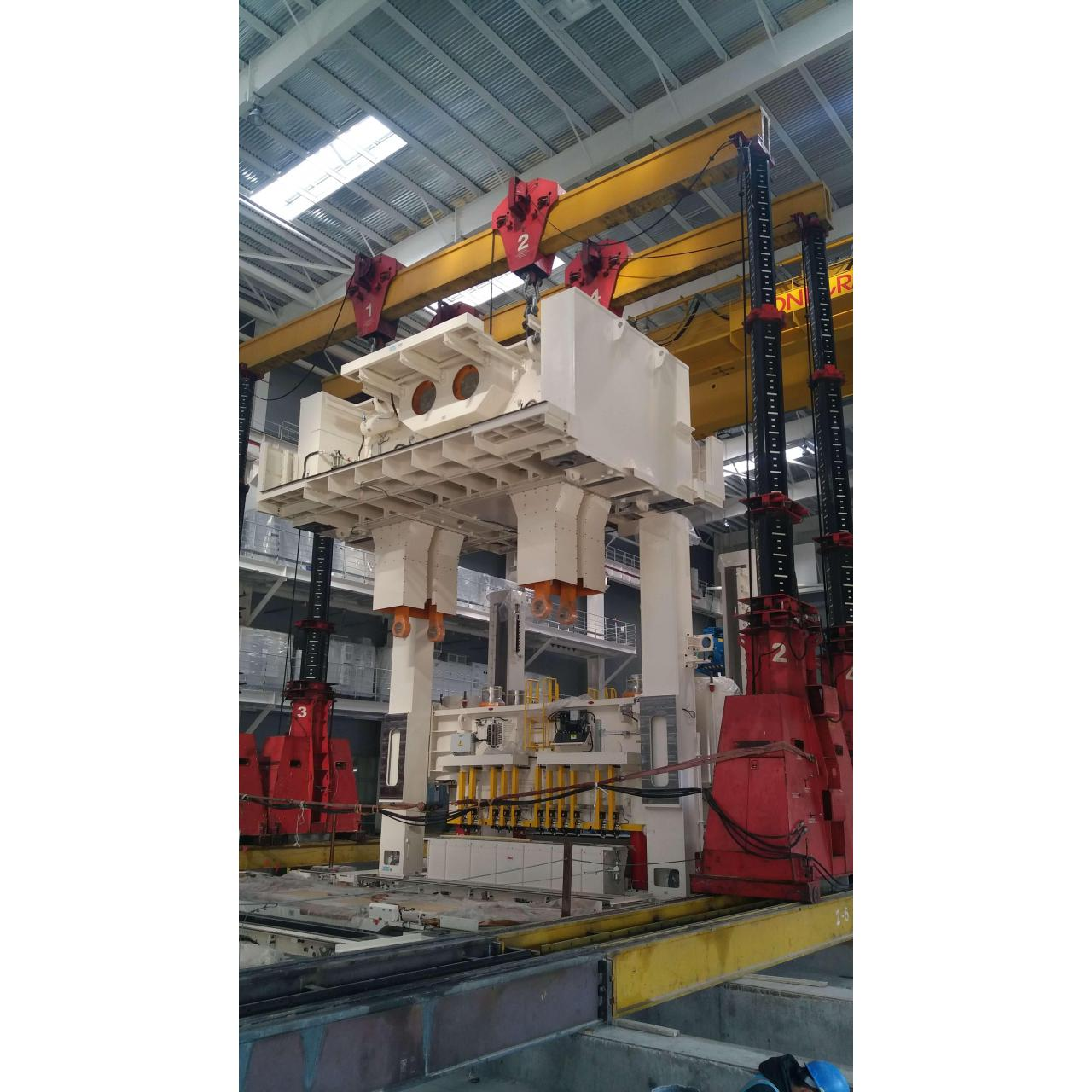 Buy cheap Type of Engineering Changshu Land Rover assembly line production line from wholesalers