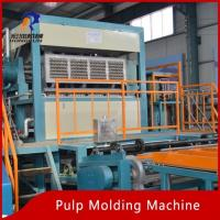 Buy cheap Egg Carton Machine Egg Cartons Production Line from wholesalers