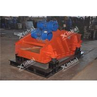 Buy cheap High Frequency Dewatering Screen from wholesalers