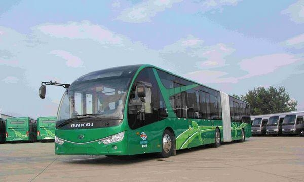 Quality Tractor Head Home Ankai City Bus for sale