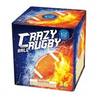 CAKES NAME:GRAZY RUGBY BALL