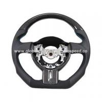 China Carbon Fiber Steering Wheel For Toyota GT86 Subaru BRZ on sale