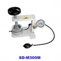 Buy cheap Manual type water pressure tester from wholesalers