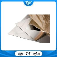 Buy cheap Mirror Finish Stainless Steel Plate from wholesalers