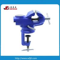 Buy cheap Swivel type table vise Table vise from wholesalers