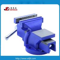 Buy cheap French Type Bench Vise With Anvil Fixed from wholesalers