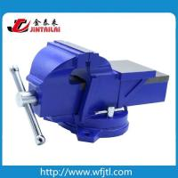Buy cheap 83 Type Bench Vise With Anvil Swivel (Heavy Duty) from wholesalers
