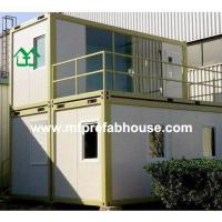 Buy cheap Environmental friendly fast build container house from wholesalers