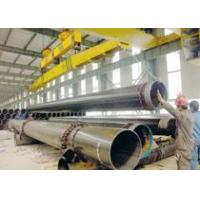 China Spray paint spiral Steel Pipes wholesale