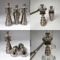 Buy cheap 2018 New Flat Heater Coil Use Match Quartz Bowl 6 in 1 Titanium Nail from wholesalers