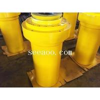 Buy cheap Hydraulic cylinder block Hydraulic cylinder of wood press from wholesalers