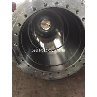 Buy cheap Hydraulic cylinder block Integral forging cylinder from wholesalers