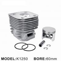 Buy cheap Nikasil Cut off Saw Cylinder Kit for HUSQVARNA K1260 from wholesalers