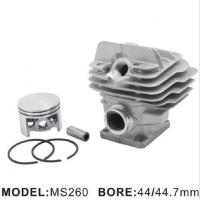 Buy cheap Nikasil Chainsaw Cylinder Kit for Stihl MS260 44MM from wholesalers