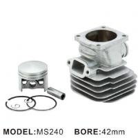 Buy cheap Nikasil Chainsaw Cylinder Kit for Stihl MS240 from wholesalers
