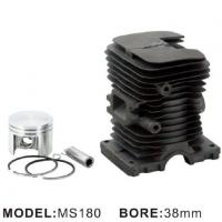 Buy cheap Nikasil Chainsaw Cylinder Kit for Stihl MS180 from wholesalers